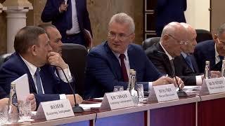 Секретарь совета безопасности России отметил нехватку психологов в школах и вузах
