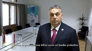 Орбан: за охрану границ надо платить!