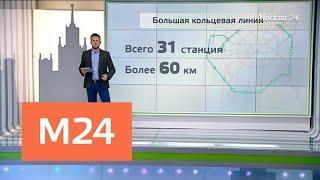 """""""Москва сегодня"""": Собянин дал старт строительству тоннеля на западном участке БКЛ - Москва 24"""