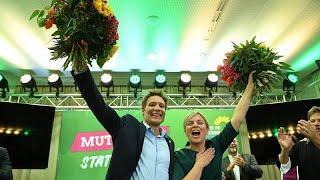 """Цвет победы - """"зеленый"""""""