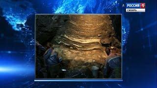Сибирские археологи нашли в Денисовой пещере диадему из бивня мамонта