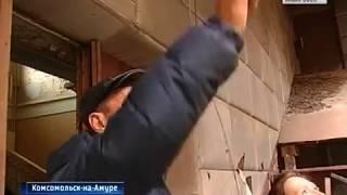 Реконструкция Дворца культуры в Комсомольске