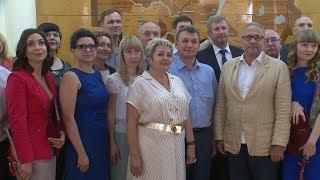 В Волгоградской облдуме чествовали лучших врачей