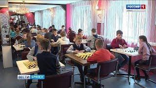 Первенство ЦФО по шашкам в Брянске