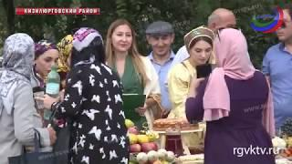 Кизилюртовский район масштабно отметил День единства народов Дагестана