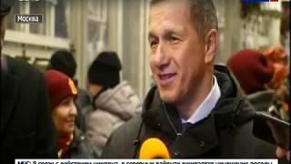 Ю. Трутнев посетил Дальневосточную ярмарку
