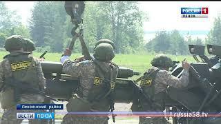 В Пензенской области стартовали всеармейские соревнования «Мастер-оружейник»