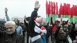 Оппозиционеры задержаны в центре Минска