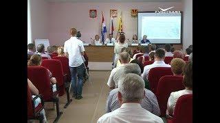 В Шенталинском районе обсудили развитие стратегии муниципалитета