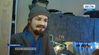 Сказку о журавлиной верности в японских традициях поставили в Приморском театре кукол