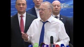 Владимир Жириновский предложил воссоздать в России министерство гражданской авиации