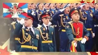 """100 лет военкоматам России. Фильм """"Первого Ярославского""""!"""