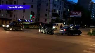 Обзор аварий  УАЗ опрокинулся в деревне Большое Скопино