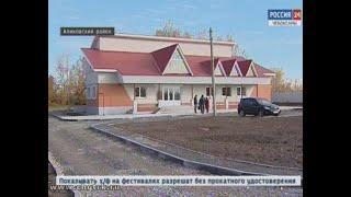 В Больших Шиушах Аликовского района завершают строительство сельского  клуба