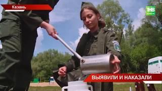 Выявили и наказали - ТНВ