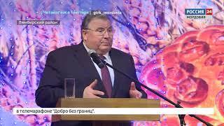 Владимир Волков поздравил работников агрофирмы «Октябрьская» с профессиональным праздником