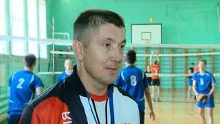 24 10 2018 Тренер команды по юнифайд-волейболу из села Большая Уча Можгинского района