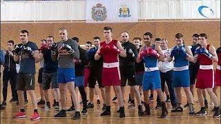 50 боксеров, дзюдоистов, тхэквондистов и каратистов приняли участие во флэш-мобе «Будь в спорте!»