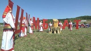 В Рузаевском районе прошёл IV межрегиональный фестиваль национальной культуры «Кургоня»