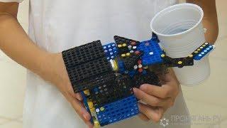 В Нягани робототехники делают гаджеты для инвалидов
