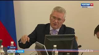 Пензенский губернатор раскритиковал уборку вдоль федеральной трассы
