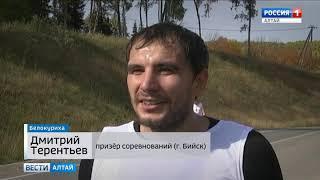 Юниорская сборная России по биатлону начнет подготовку к сезону в Белокурихе