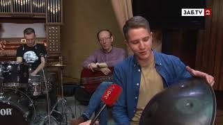 """Джаз-бэнд """"Blues-Time"""" - новый стиль джаза в В Забайкалье"""