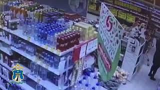 Будённовск кража