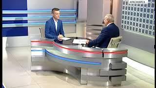 Вести.Интервью: депутат Государственной думы от Красноярского края Петр Пимашков