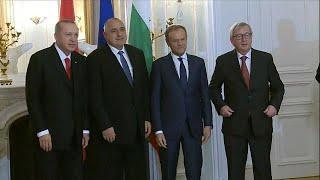Саммит Турция-ЕС
