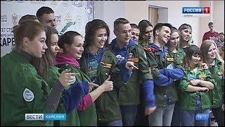 Карельские студенческие отряды отправятся на летние работы