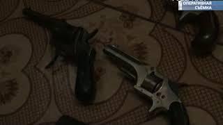 30 единиц боевого и раритетного оружия обнаружили в квартире в Самаре