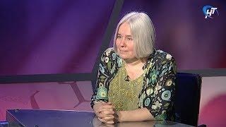 Диалог. Гость программы - Татьяна Касаткина