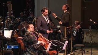 Ильдар Абдразаков выступил на открытии первого международного музыкального фестиваля в Уфе