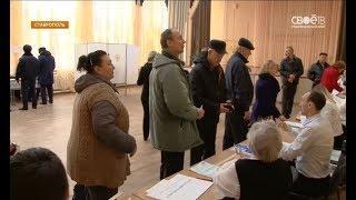 Предварительные результаты президентских выборов на Ставрополье сегодня стали официальными