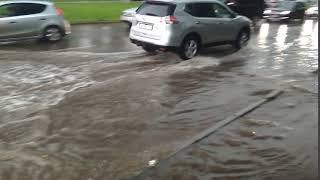 Потоп на Ковалихинской