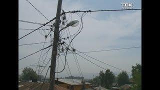 Жители Красноярска жалуются на частое отключение электричества