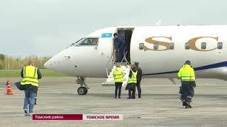 Возобновлены полёты из Томска в Астану
