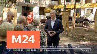 """""""Москва сегодня"""": в столице снесли первую пятиэтажку по программе реновации - Москва 24"""