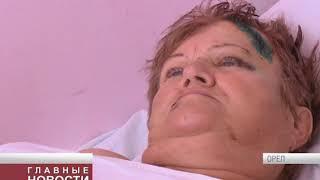 Клычков навестил пострадавших в ДТП под Орлом