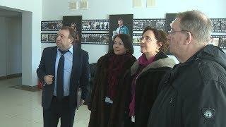 Накануне выборов наблюдатели ОБСЕ посетили телерадиокомпанию «Волгоград-ТРВ»