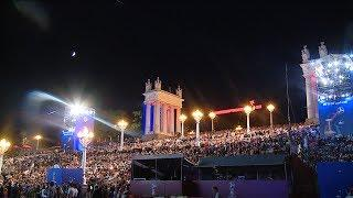 Более 53 тысяч гостей: Волгоградский фан-фест бьет рекорды