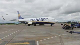 Ryanair отменяет рейсы из-за забастовки