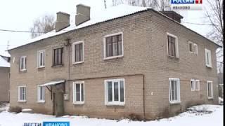 Жители аварийного дома в 3-м Совхозном переулке в Иванове остались один на один со своей бедой