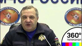 Глава МЧС Владимир Пучков ввёл режим чрезвычайной ситуации в месте крушения самолёта Ан-148