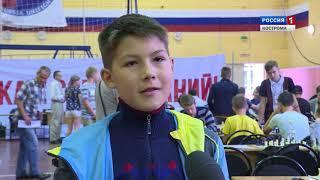 В Костроме продолжаются шахматные баталии за «Кубок Волги»