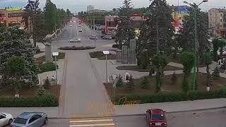 ДТП (авария г. Волжский) площадь Свердлова 20-05-2018 19:40