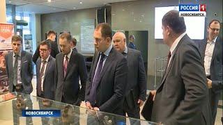 Топ-менеджеры «Газпрома» оценили прикладное значение разработок новосибирских ученых