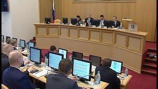 Депутаты собрались на первое в этом году заседание Думы Югры