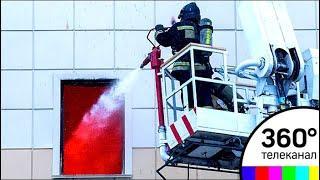 СМИ: на пожарной безопасности в «Зимней вишне» сэкономили 7 млн рублей